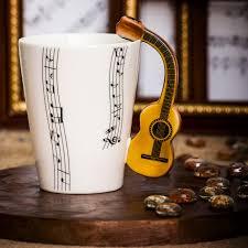 <b>Кружка Музыкальные инструменты</b> №4 Гитара <b>Эврика</b> Керамика ...
