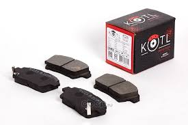 KOTL 7075KT <b>Комплект передних тормозных</b> колодок
