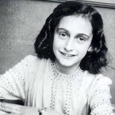 13-year-old Anne Frank. Knowing that his family would soon be deported, Otto Frank began preparing ... - AnneFrank