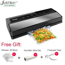 <b>220V</b>/<b>110V</b> Household Food <b>Vacuum Sealer</b> Packaging Machine ...