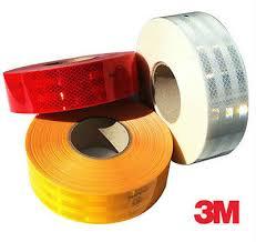 3M™ DIAMOND GRADE Reflective Tape HGV Truck 9in x 5yd ...