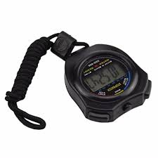 Challen <b>Waterproof Digital LCD</b> Stopwatch- Buy Online in Israel at ...