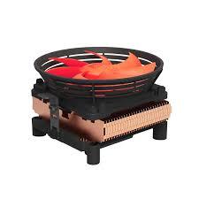 <b>PCCooler Q100M</b> супер-тихий <b>кулер</b> с ШИМ Fan(Red) 100 мм ...