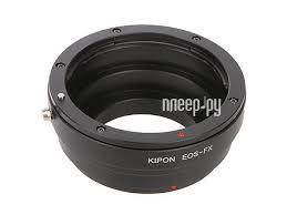 <b>Кольцо Kipon Adapter Ring</b> Canon EOS - Fuji X / EOS-FX, цена 289 ...