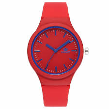 <b>Hot Fashion</b> Jelly Silicone Band Women Watches Luxury Casual ...