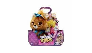 Мягкая игрушка <b>Shimmer Stars Плюшевая собачка</b> 20 см ...