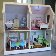 A Step by Step Photographic Woodworking Guide   Page Doll House Plans For American Girl Dolls