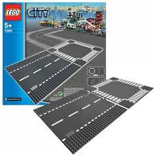 Конструктор <b>LEGO City 7280 Перекресток</b>, артикул: 7280 - купить ...