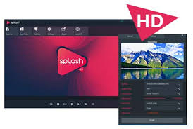 <b>Splash</b> 2.0 - The ultimate free hd video player