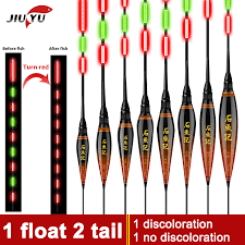 Smart fishing <b>led</b> light float 1Pcs equipment Including battery CR425 ...