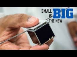 How are small satellites changing the earth observation industry ...