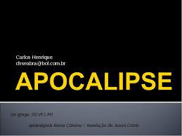 Resultado de imagem para imagens do LIVRO DE APOCALIPSE