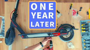 <b>Xiaomi Mijia M365</b> Electric <b>Scooter</b> One Year Later: Solid Tires ...