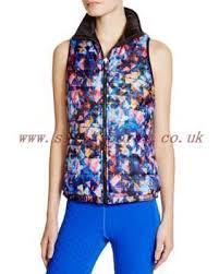 Trina Turk Recreation Womens Reversible Puffer Vest Clothing ...