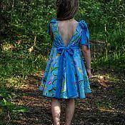 <b>Платье School Girl</b> – заказать на Ярмарке Мастеров – H676TRU ...