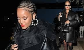British <b>Fashion</b> Awards <b>2019</b>: Rihanna leads Fenty <b>party</b> departures ...