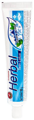 <b>Зубная паста растительная с</b> травами Herbal Fresh & Cool ...