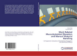 search results for work related injuries bookcover of work related musculoskeletal disorders and manual material handling