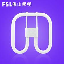 21W 28w <b>38w Ballast 2d</b> lamp three color square energy saving ...