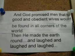 Funny memes - God promised men | FunnyMeme.com via Relatably.com