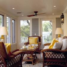 pool porch ideas patio sun porch ideas porch traditional with beadboard ceiling blue rug