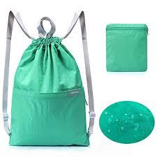 AOHAN Drawstring <b>Bags</b> Waterproof <b>Backpack</b> Foldable Travel <b>Bag</b> ...