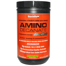 musclemeds amino decanate professional strength amino acid musclemeds amino decanate professional strength amino acid formula citrus lime 12 7 oz
