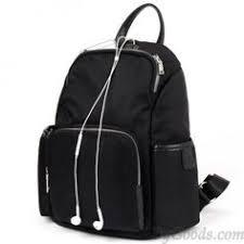 2019 Casual <b>Oxford Backpack Women Black</b> Waterproof Nylon ...