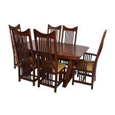 delivery dorset natural real oak dining set: dining tables caracas dining table rosewood