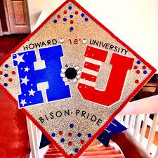 howard university graduation cap getting ready for howard howard university graduation cap