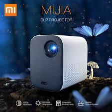 2019 Xiaomi <b>Mijia Mini</b> Projector DLP <b>1080P</b> Full <b>HD</b> AI Voice ...