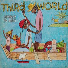 <b>Third World</b> - <b>Journey</b> To Addis (1978, Blue, Vinyl) | Discogs