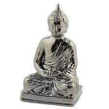 buddha sitting statues meditating home