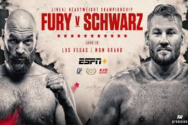 Tyson Fury v Tom Schwarz - Undercard results from Las Vegas