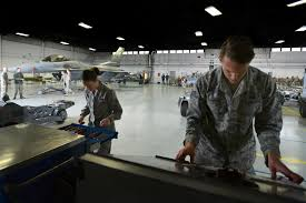 u s department of defense photo essay air force airman 1st class victoria baldwin king left and senior airman nicolas