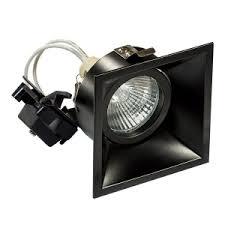 Светильник <b>Lightstar</b> 214507 <b>DOMINO</b> QUADRO MR16 ЧЕРНЫЙ