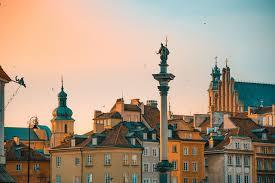 물가 걱정 없이 여유로운 유럽여행, 폴란드 바르샤바