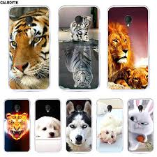 Cover For Alcatel 1X <b>Case Soft TPU</b> 3D Cartoon Silicone Back Case ...