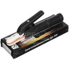 Держатель электродов Сварис ЭД-300, 300А: отзывы, цены ...