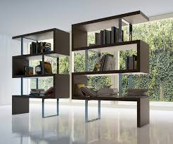pearl contemporary modern bookcases by modloft contemporary home office bookcases for home office