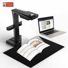h1000 hd 10mp a3 doc scanner usb interface ocr high speed portable document 3672x2856 camera book