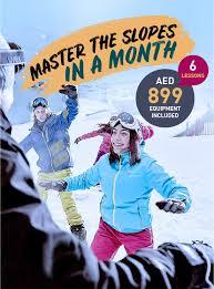 <b>Ski</b> Dubai: Enjoy the Snow, Meet the Penguins & Learn to <b>Ski</b>