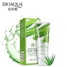 Buy <b>BIOAQUA</b> Natural Aloe Vera Gel Face <b>Moisturizer</b> Whitening ...