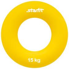 Характеристики модели <b>Эспандер</b> кистевой <b>Starfit ES</b>-<b>403</b> 15 кг 7 ...