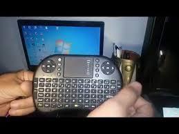 <b>UKB</b> - <b>500</b> - <b>RF</b> Mini Wireless keyboard with Touche Pad for TV BOX ...