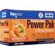 Trace Minerals Research <b>Electrolyte Stamina Power Pak</b> on sale at ...