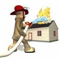 Resultado de imagen para gifs de fuego