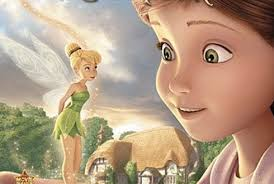 Still shot from the movie: Tinker Bell and the Great Fairy Rescue. - tinker-bell-and-the-great-fairy-rescue