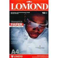 <b>Термотрансферная бумага Lomond</b>
