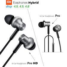 Original Xiaomi Hybrid Pro <b>HD</b> / Hybrid Pro <b>Earphone</b> Triple / Dual ...